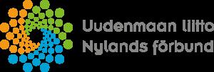 Uudenmaan liiton logo, josta linkki heidän verkkosivuille